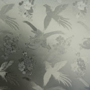 R087116 Etched Birds
