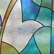 Dove Stained Glass