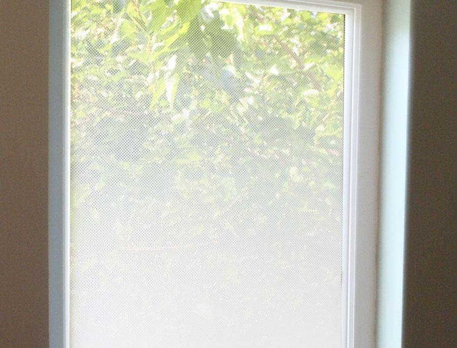 Fading Privacy Film R02604 Decorative Window Film