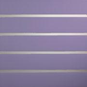 Lavender Horizontal Lines
