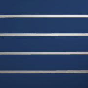 Midnight Blue Horizontal Lines