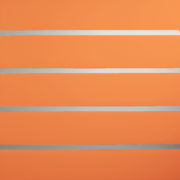 Orange Horizontal Lines