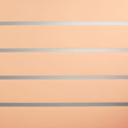 Peach Horizontal Lines