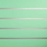 Sea Green Horizontal Lines