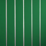 Hunter Green Vertical Lines