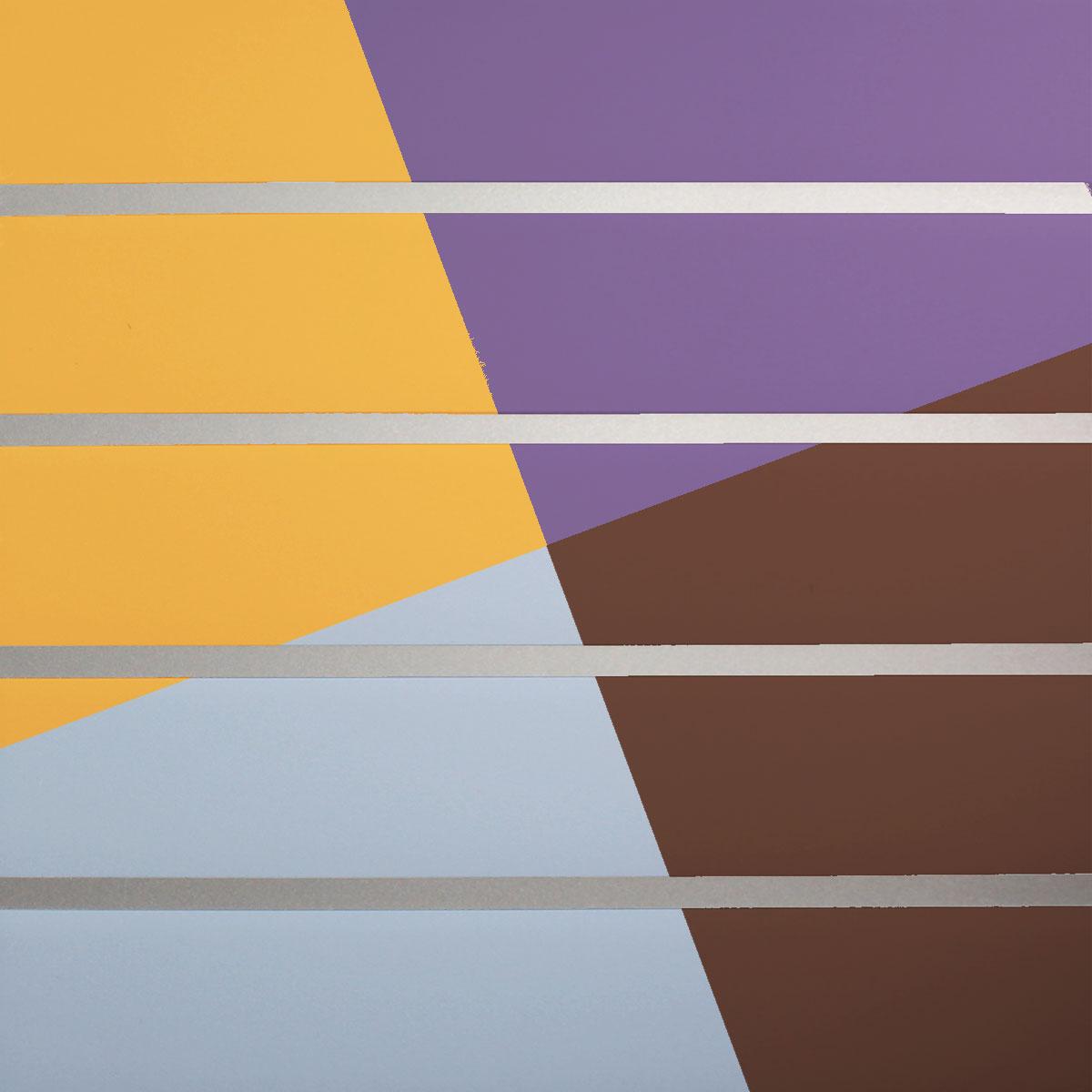 Sample Of Horizontal Line Pattern On Sandblast