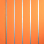 Orange Vertical Lines