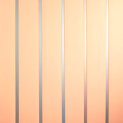 Peach Vertical Lines