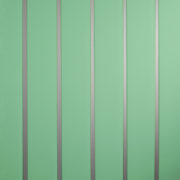 Sea Green Vertical Lines