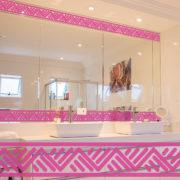 Pink Aztec 1
