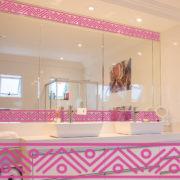 Pink Aztec 2