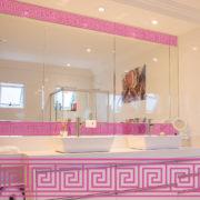 Pink Greek 1