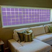 Lavender Rectangles