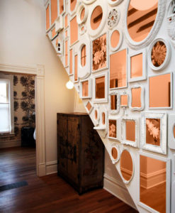 Mirror Mix Wall Collage